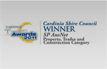 Cardina Shire Council Winner
